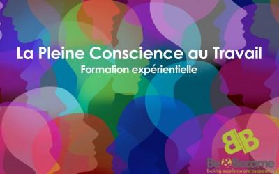 Formation expérientielle : La Pleine Conscience au Travail.