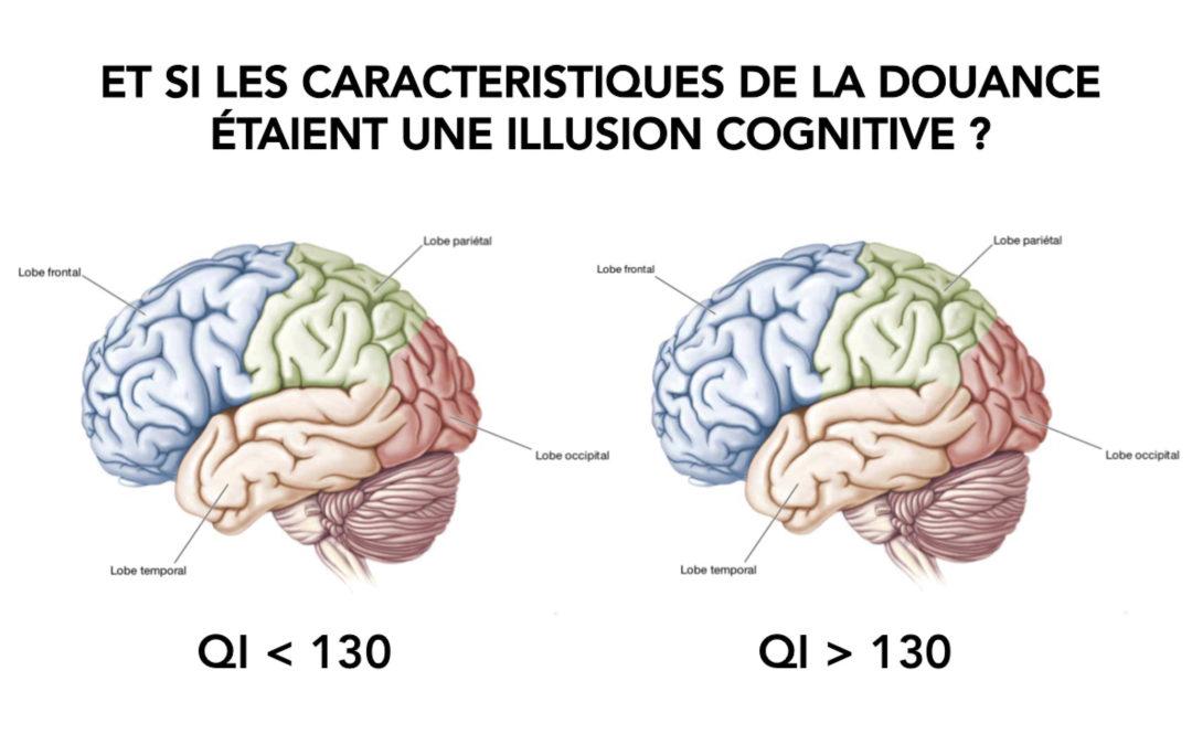 Et si les caractéristiques de la douance étaient une illusion cognitive ?