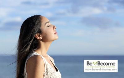 Réduire le stress grâce à la respiration.